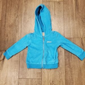 Juicy Couture Baby Terry Jacket